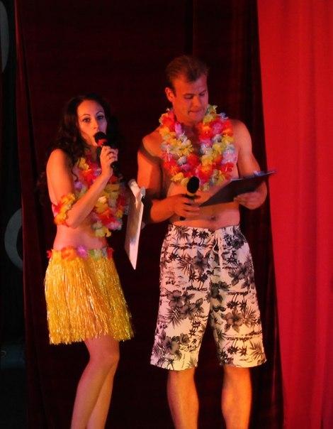 Гавайский Блок - стиль соответствующий