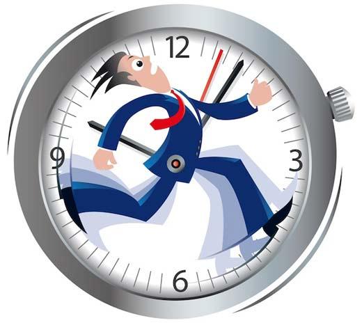 Грамотно уделяйте время своему бизнесу