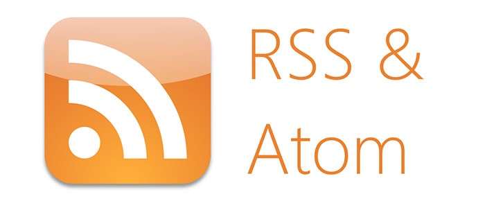 RSS-Atom-Feeds
