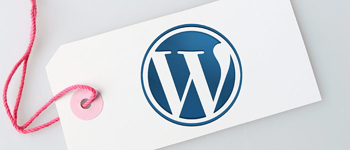 Wordpress-tag
