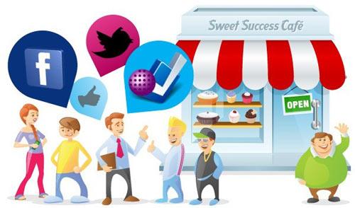реклама через социальные сети
