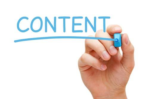 уникальный контент важен для раскрутки сайта