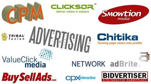 Рекламные сети CPM