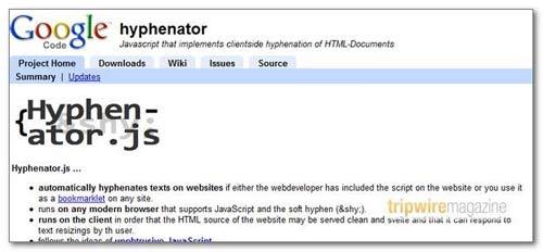 Hyphenator
