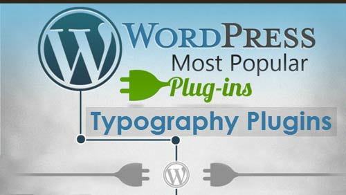 Wordpress Typography Plugin