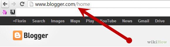 Вводим адрес в браузере