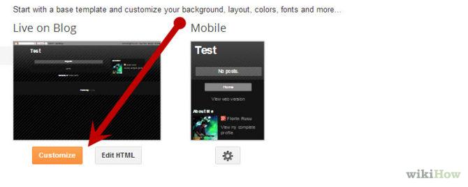 Как выглядит шаблон в браузере и на мобильном устройстве