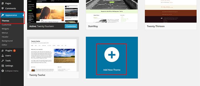 wordpress---add-new-theme