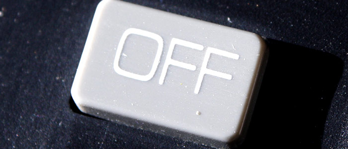 off-button