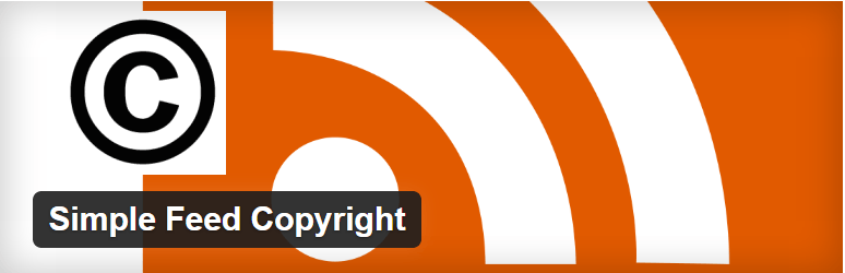 Simple Feed Copyright