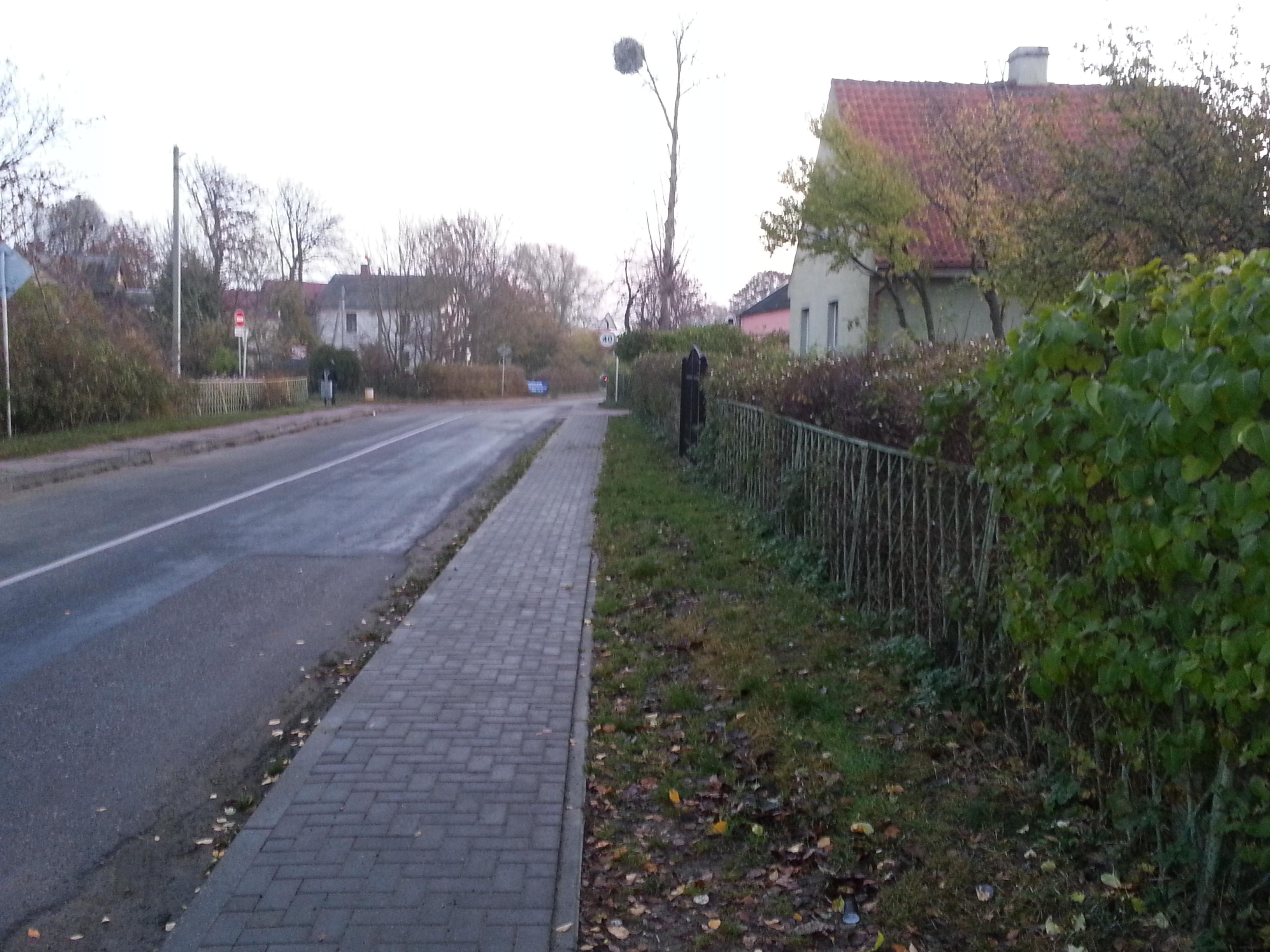 Старый забор, который не меняется уже лет 10