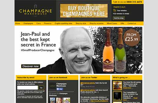 champagnewarehouse