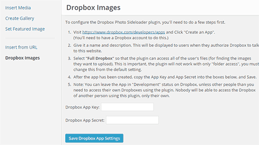 Dropbox Photo Slideloader