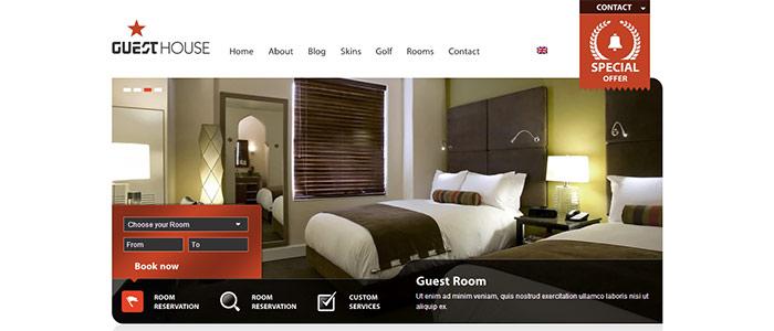 hotels-theme