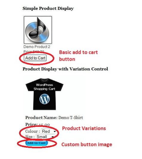 wp shopping cart - интернет магазин на wordpress