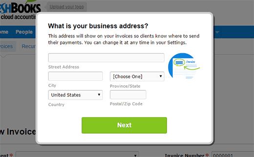 Ваш юридический адрес