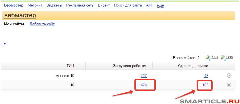 Проверка страниц в индексе, если одна главная - то БАН!