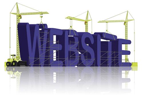 Создаем сайт с помощью конструктора