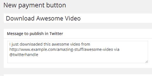Добавление новой кнопки для скачивания заплати лайком