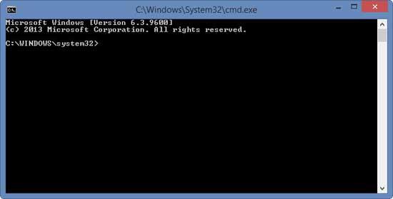 Как узнать IP адрес компьютера через командную строку Windows