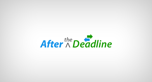 afterthedeadline