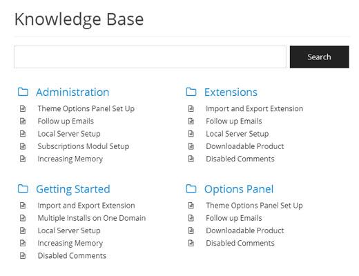 knowledgebase установка плагина