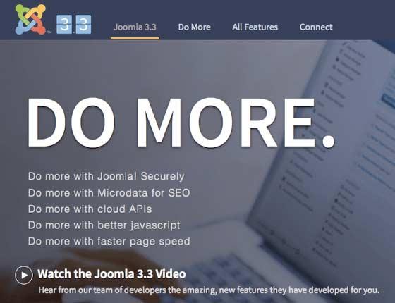 Введение в создание сайта на Джумла