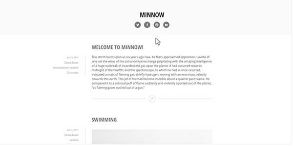 minnow