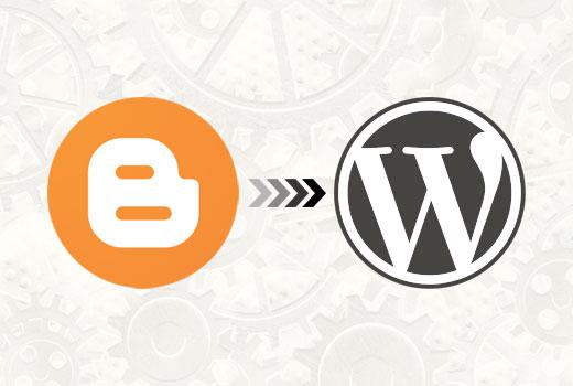 Переносим блог с блоггер на wordpress без потери рейтинга