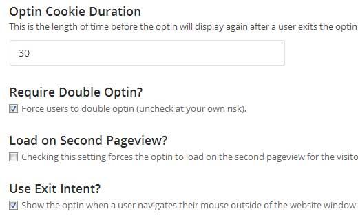 Как долго хранится кука с данным пользователя, которому показывается всплывающее окно подписки