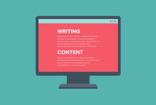 Как улучшить distraction free writing mode