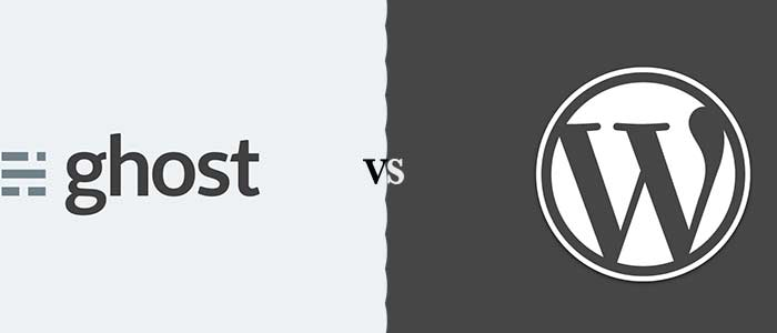 Сравниваем Ghost Vs Wordpress