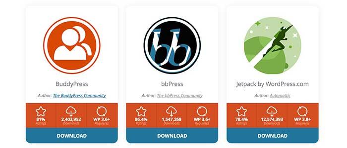 Как отобразить информацию о плагинах и темах на блоге Wordpress