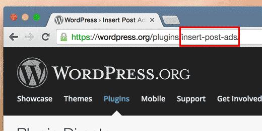 URL Slug