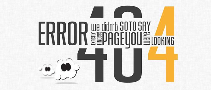 Редирект страницы 404 на главную