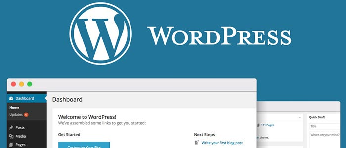 Админ панель Wordpress - характеристики, особенности