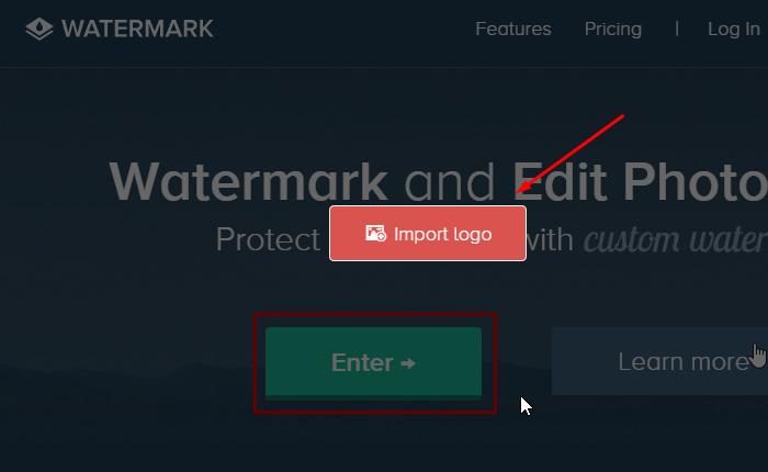 Импорт изображения