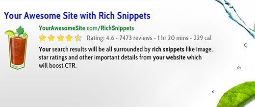 All in One Schema.org Rich Snippets - плагин создания обогащенных сниппетов в выдаче Google