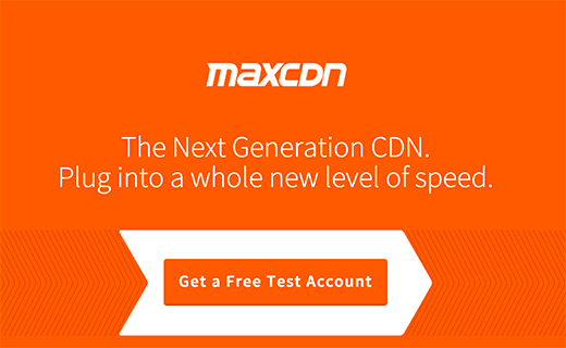maxcdn - 24 плагина обязательных для установки на коммерческие сайты на 2016 год