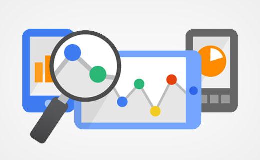 Добавление Googlt Analytics