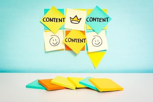 Создание полезного контента