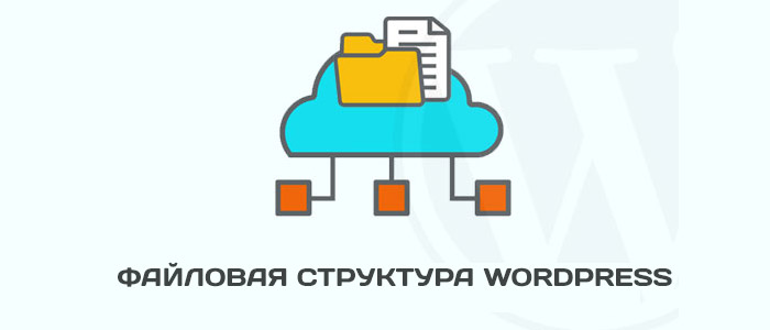 Файловая структура Wordpress