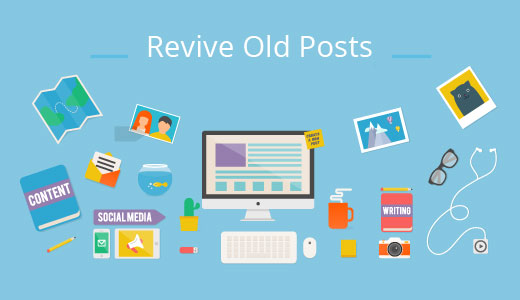 Revive Old Posts (бывшее название – Tweet Old Post)