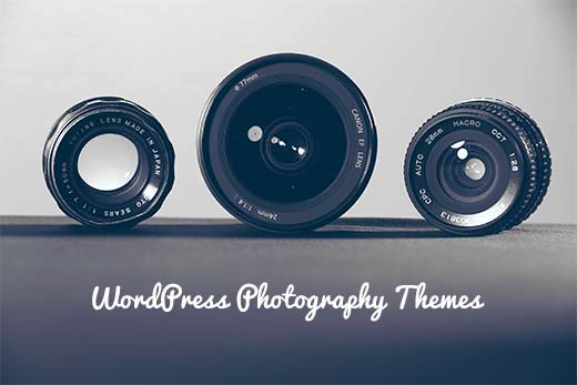 41 бесплатная тема вордпресс для создания фотосайта