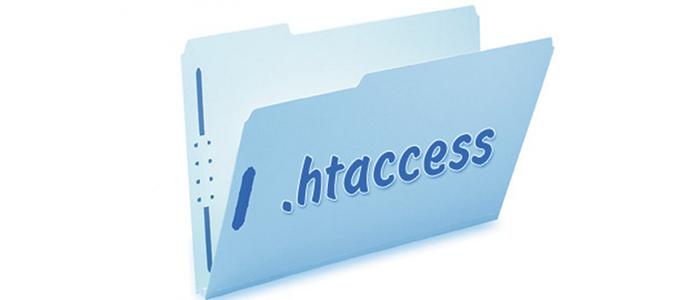 Почему вы не можете найти файл htaccess