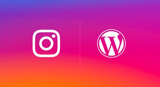 Как автоматически добавлять фото из инстаграм в WordPress
