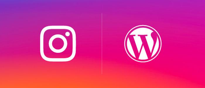 Как автоматически добавлять фотографии из Инстаграм в Wordpress