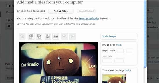 WordPress 2.9 – Carmen