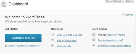 WordPress 3.5 – Elvin