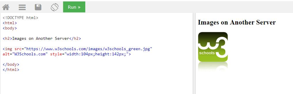 Доступ к изображению по прямой ссылке на стороннем сервере